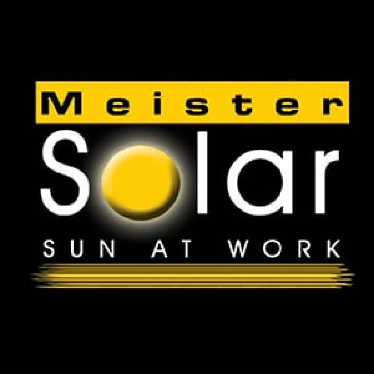 Meister Solar's Mike Wöhlert and TLC Promotions Ted Lerner seal the deal for sponsorship of the AC Craft Beer Festival